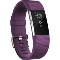 Fitbit Charge 2 Smart Band - Wrist - Accelerometer, Altimeter, (Refurbished)