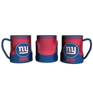 New York Giants Coffee Mug - 18oz Game Time (New Handle)
