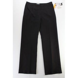Le Suit Paprika Bark Slacks 10