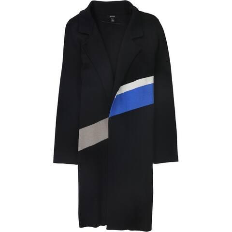 Alfani Womens Duster Cardigan Sweater