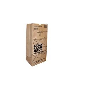 Duro Bag 33912 Lawn & Leaf Bag, 30 Gallon, Pack of 25