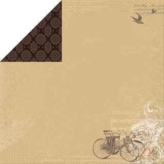 """On This Day Double-Sided Cardstock 12""""X12""""-Union"""