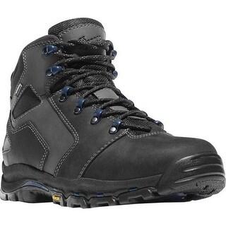 "Danner Men's Vicious 4.5"" Non Metallic Toe Boot Black Leather"