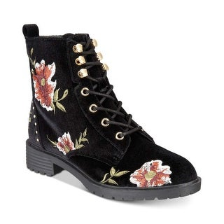 Link to Material Girl Womens Odelia Closed Toe Ankle Fashion Boots Similar Items in Women's Shoes