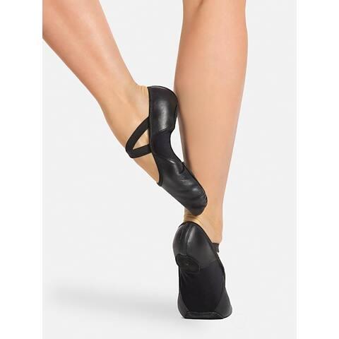 Hanami Leather Ballet Shoe