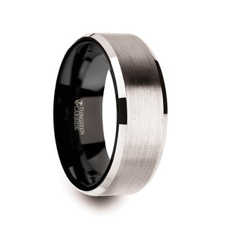Tungsten Mens Wedding Bands Groom Wedding Rings Shop The Best