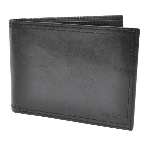Dockers Men's Leather Slim Bifold Wallet - One size