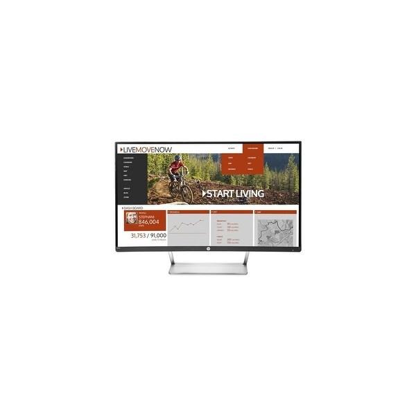 HP N270c 27- Inch Curved Monitor LED Monitor