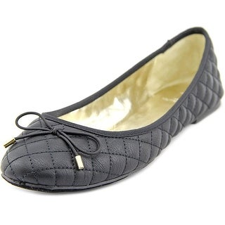 Material Girl Fifi Round Toe Synthetic Flats