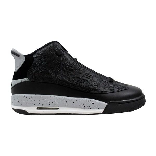 check out b3f53 88fa1 Shop Nike Air Jordan Dub Zero BG BlackWolf Grey-White Grade-School  311047-002 Size 6 Medium - Free Shipping Today - Overstock - 27600956