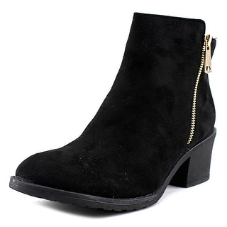 Reneeze Pama-1 Round Toe Synthetic Ankle Boot