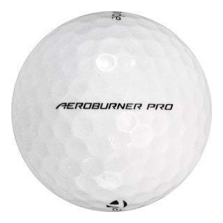 100 TaylorMade Aeroburner Pro - Value (AAA) Grade - Recycled (Used) Golf Balls
