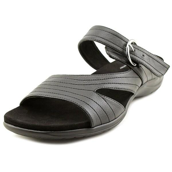 Easy Street Flicker Women Black Sandals