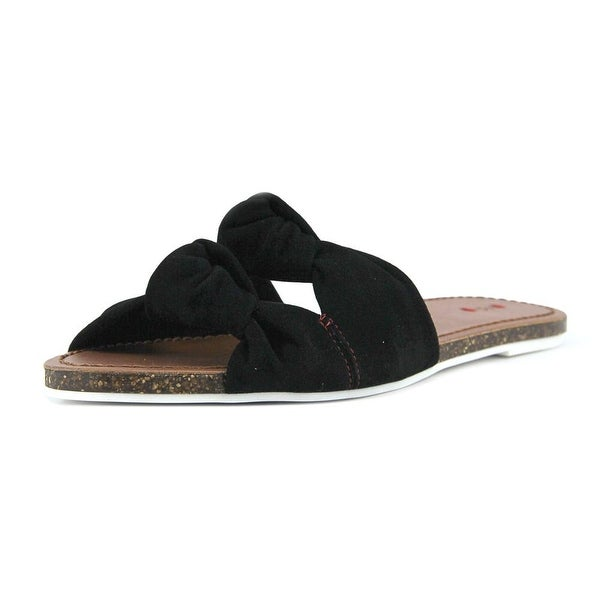 ED Ellen DeGeneres Shiri Black Sandals