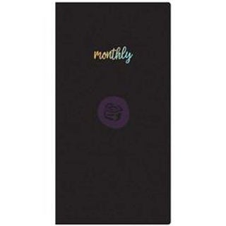 Monthly W/White Paper - Prima Traveler's Journal Notebook Refill 32 Sheets