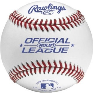 Rawlings ROLB1BT24 Official League Baseball
