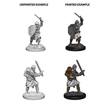 Dwarf Male Sorcerer Tabletop & Miniature Gaming Pathfinder