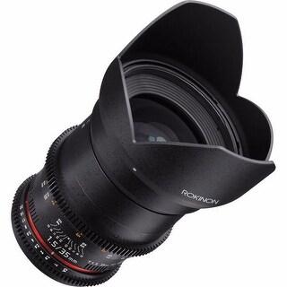 Rokinon 35mm T1.5 Cine DS Lens for Sony E-Mount