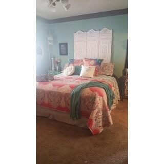 Vue Dreamcatcher Cotton Reversible Multi-piece Quilt Set