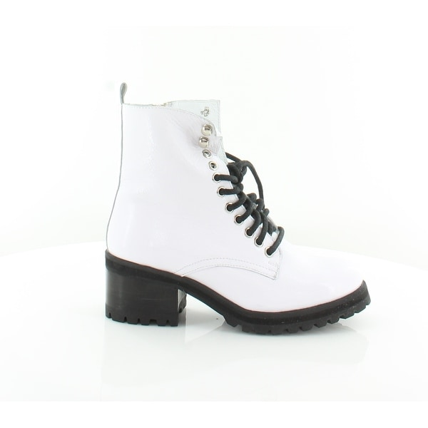 ded11ae0f20 Shop Steve Madden Geneva Women s Boots White - Free Shipping Today ...