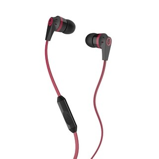 Skullcandy Ink'd 2 Earbud's w/ Built-in Microphone and Remote - Red