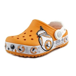 Crocs CC Star Wars Round Toe Synthetic Clogs