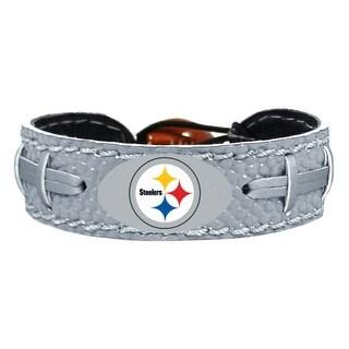 Pittsburgh Steelers Bracelet Reflective Football