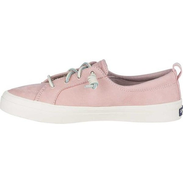 Crest Vibe Sneaker Rose Dust Leather