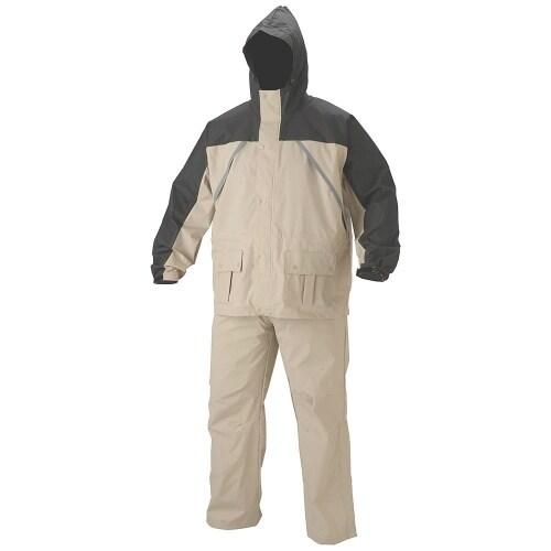 """""""Coleman PVC Nylon Suit - XL PVC - Nylon Rain Suit"""""""