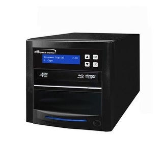 Econ Series 1 Target Blu-ray DVD CD Disc Duplicator Tower with 500GB