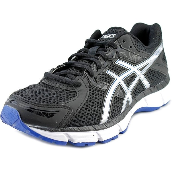 Asics Gel-Excite 3 Men Round Toe Synthetic Black Running Shoe