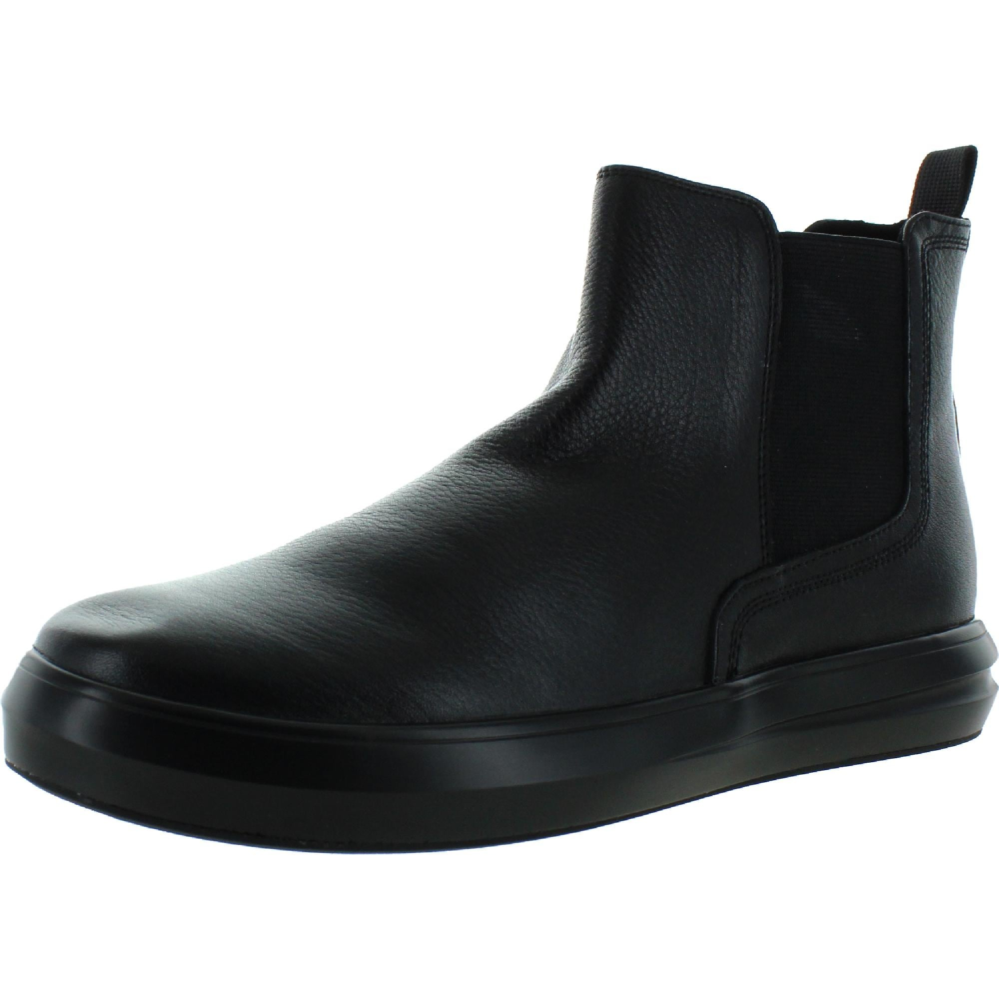 Mens Laceless Boots