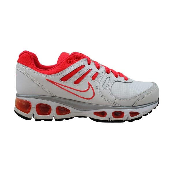 new arrival 16aed e0d49 Shop Nike Grade-School Air Max Tailwind 2010 White/White ...