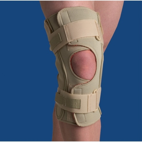 Knee Brace, Open Wrap