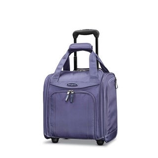 Samsonite Small Wheeled Underseater, Purple Cloud