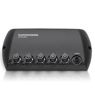 Humminbird AS-ETH-5PXG 5 Port Ethernet Switch Humminbird AS-ETH-5PXG 5 Port Ethernet Switch