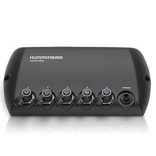 Humminbird AS ETH 5PXG 5 Port Ethernet Switch w/ NMEA 2000 Compliant 408450-1