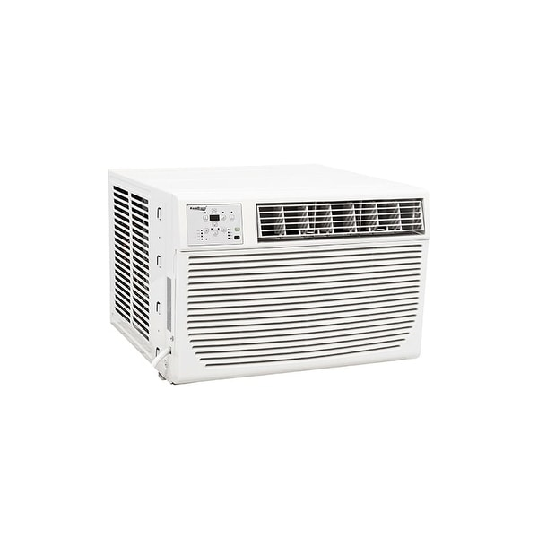 koldfront wac8001w 8000 btu 115v window air conditioner with 3500 btu heater and remote control. Black Bedroom Furniture Sets. Home Design Ideas