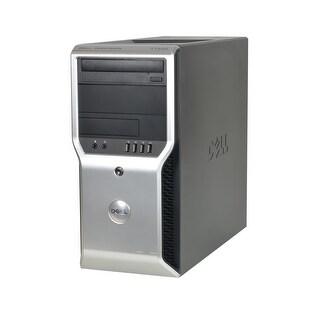 Dell Precision T1500-T 2.8GHz Core i7 4GB RAM 1TB HDD Windows 10 Computer (Refurbished)