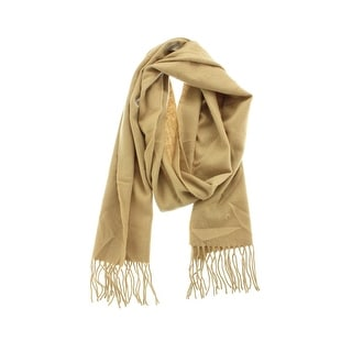Amicale Mens Merino Wool Winter Scarf - o/s