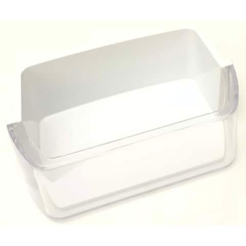 OEM Samsung Refrigerator Door Bin Basket Shelf Tray Shipped With RF221NCTASR, RF221NCTASR/AA