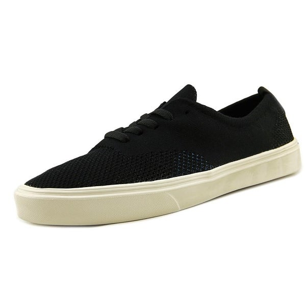 People Footwear The Stanley Men Canvas Black Fashion Sneakers
