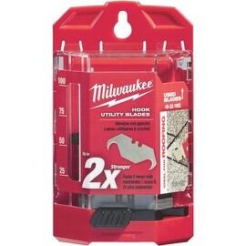 Milwaukee 50Pc Hook Utility Blade