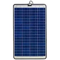 Ganz Eco-Energy 40W Semi Flexible Solar Panel - GSP-40