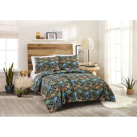 Justina Blakeney Tigress Quilt Set