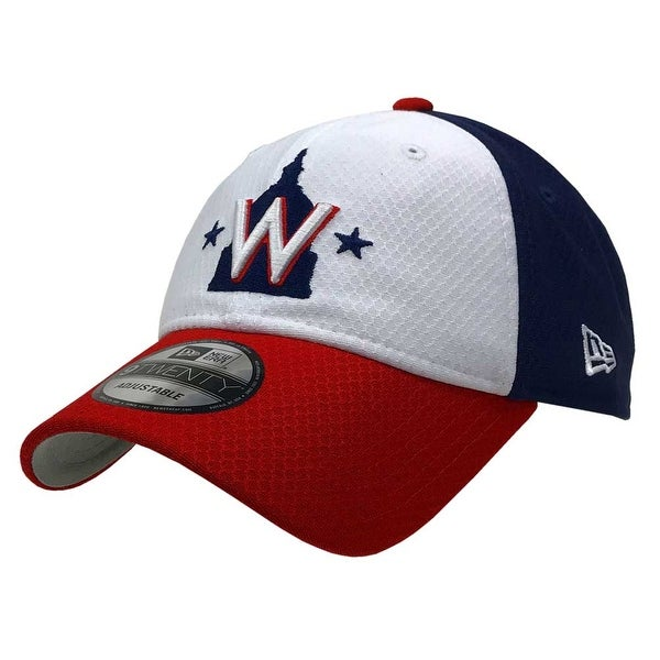 Shop New Era 2019 MLB Washington Nationals Baseball Cap Hat Bat Practice BP  9Twenty - Free Shipping On Orders Over  45 - Overstock - 27286692 776796bad755
