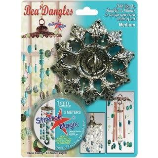 Bea'Dangles Mobile W/Metal Cast & Stretch Magic - Medium-Sil - silver