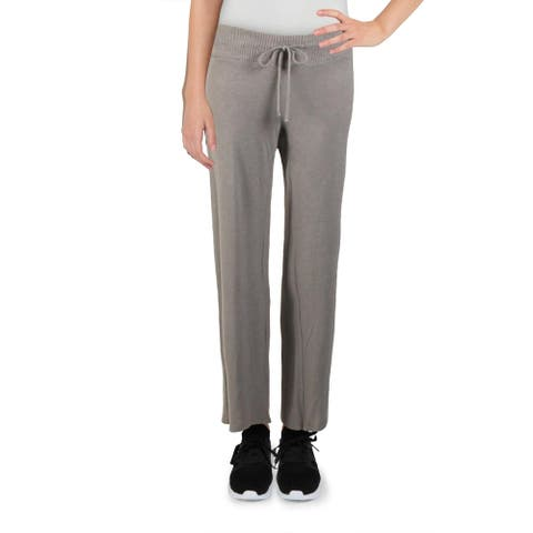 Joe's Womens Sleep Pant Knit Comfy - Heather Grey