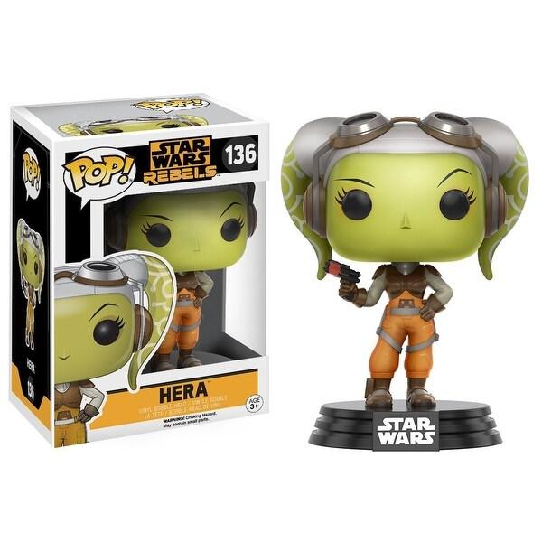 Star Wars: Rebels POP Vinyl Figure: Hera - multi