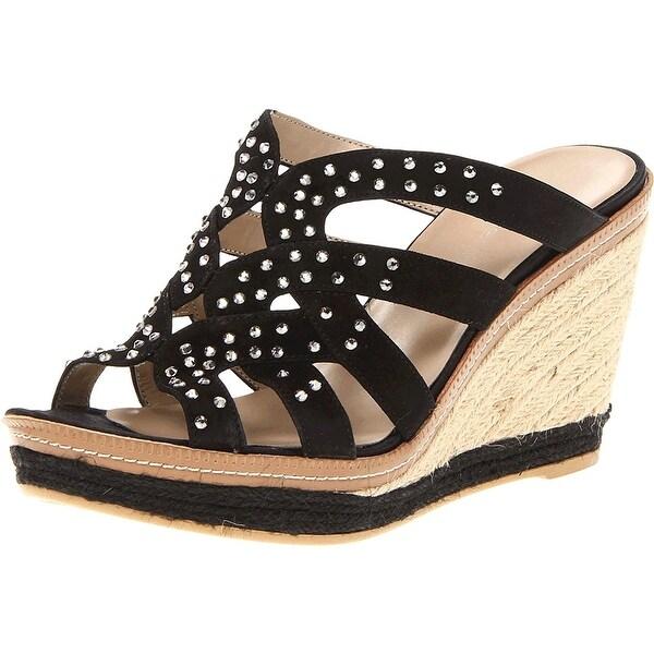 Bandolino Women's Kasbar Wedge Sandal - 9.5